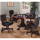 Cherry Poker Game / Dining Set