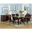 Vista Marble Top Dining Set